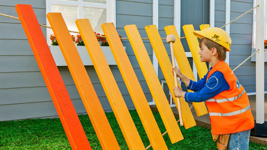 Make-A-Giant-Decorative-Xylophone