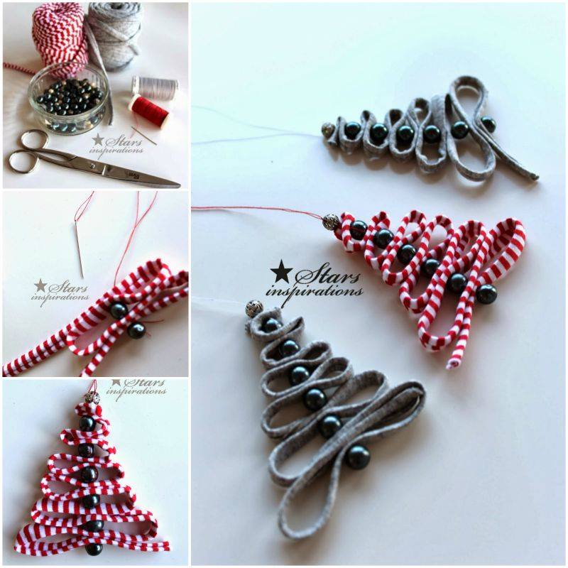 beautiful-ribbon-bead-diy-christmas-tree-decoration