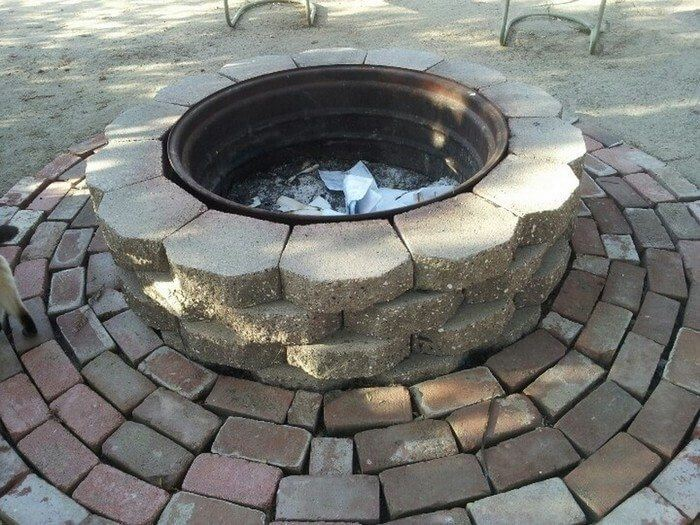tractor-brick-fire-pit